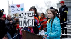'Climate Strike' Is Collins Dictionary's Word Of The
