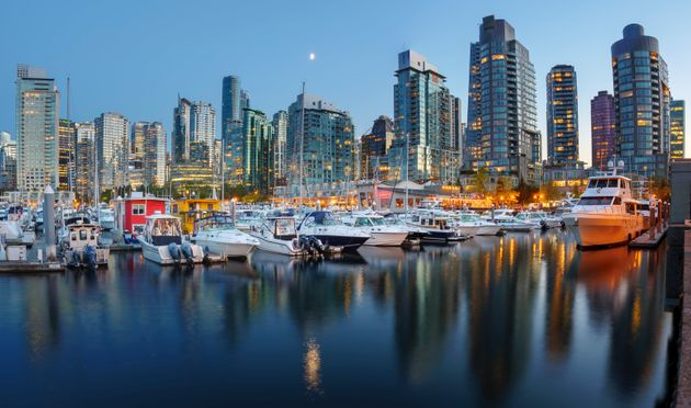 A skyline of Vancouver. A proposal for a Chinese-Canadian museum and branches across B.C. has received...
