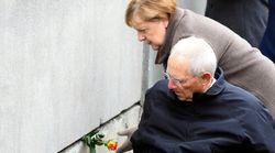 ベルリンの壁崩壊から30年。「あらゆる壁を崩し、新しい未来へ」メルケル首相ら記念日祝う