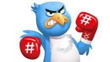 Blut Wird Auf Twitter die Hände, Wenn Etwas Passiert, Hinweisgeber, Kritiker-Gebühr