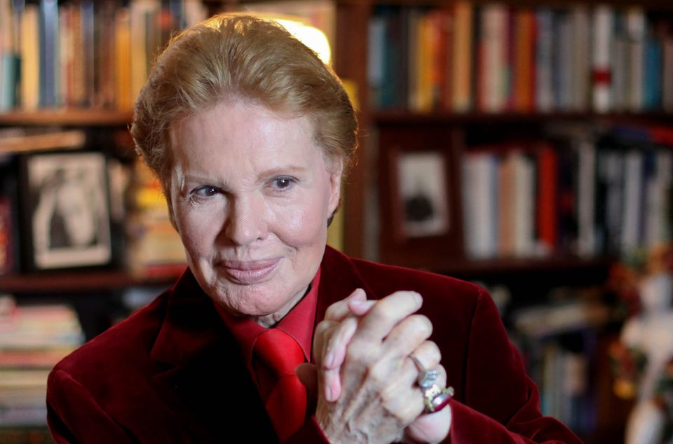 Walter Mercado, a flamboyant astrologer and television personality whose daily TV appearances entertained many across Latin A