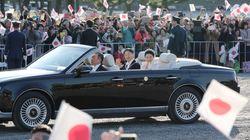 「祝賀御列の儀」を画像集で振り返る。天皇陛下の即位祝賀パレードに溢れんばかりの観衆が集う