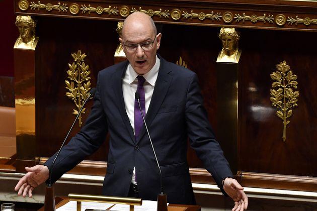 Roland Lescure, président LREM de la commission des affaires économiques, opposé à la politique des