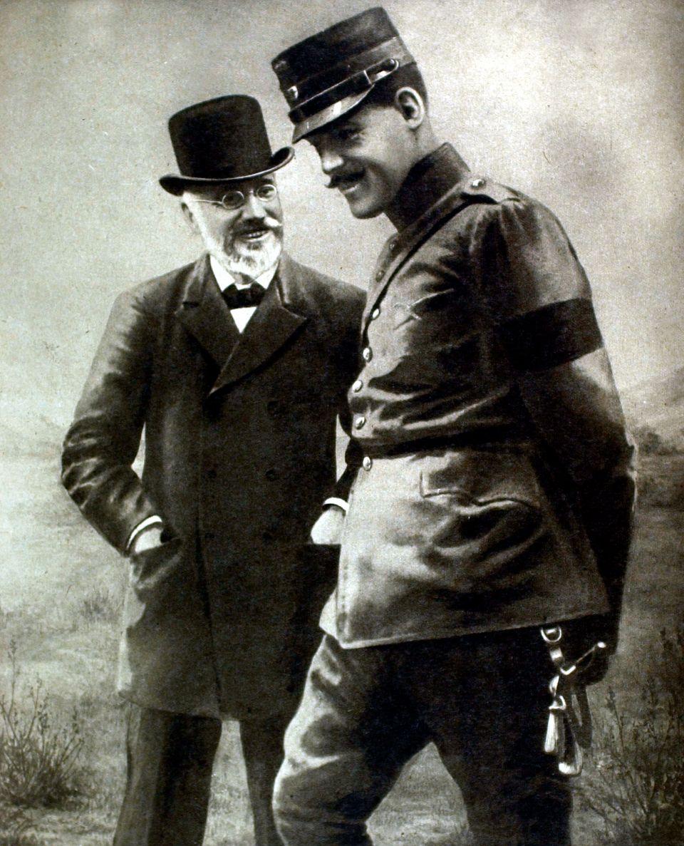 1912 Ο Ελευθέριος Βενιζέλος...
