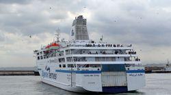 Transport maritime-intempéries: report et annulation de plusieurs rotations vers