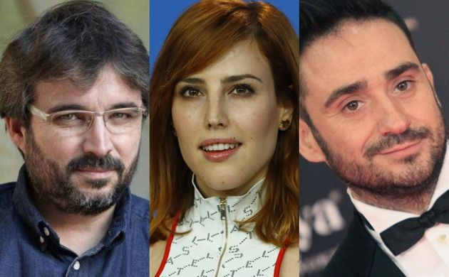 Jordi Évole, Natalia de Molina y Juan Antonio