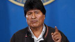 Evo Morales llega a Argentina y pide el estatus de refugiado