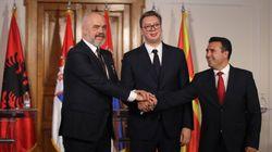 Συμφωνία για «μικρή Σένγκεν» μεταξύ Σερβίας, Αλβανίας και Βόρειας