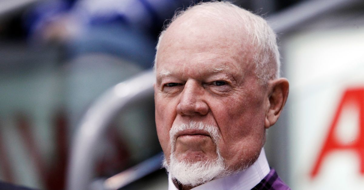 Don Cherry Rants About Immigrants And Poppies Before Remembrance Day