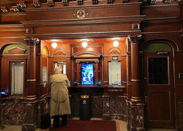 The Irishman incanta il Belasco Theatre a NY