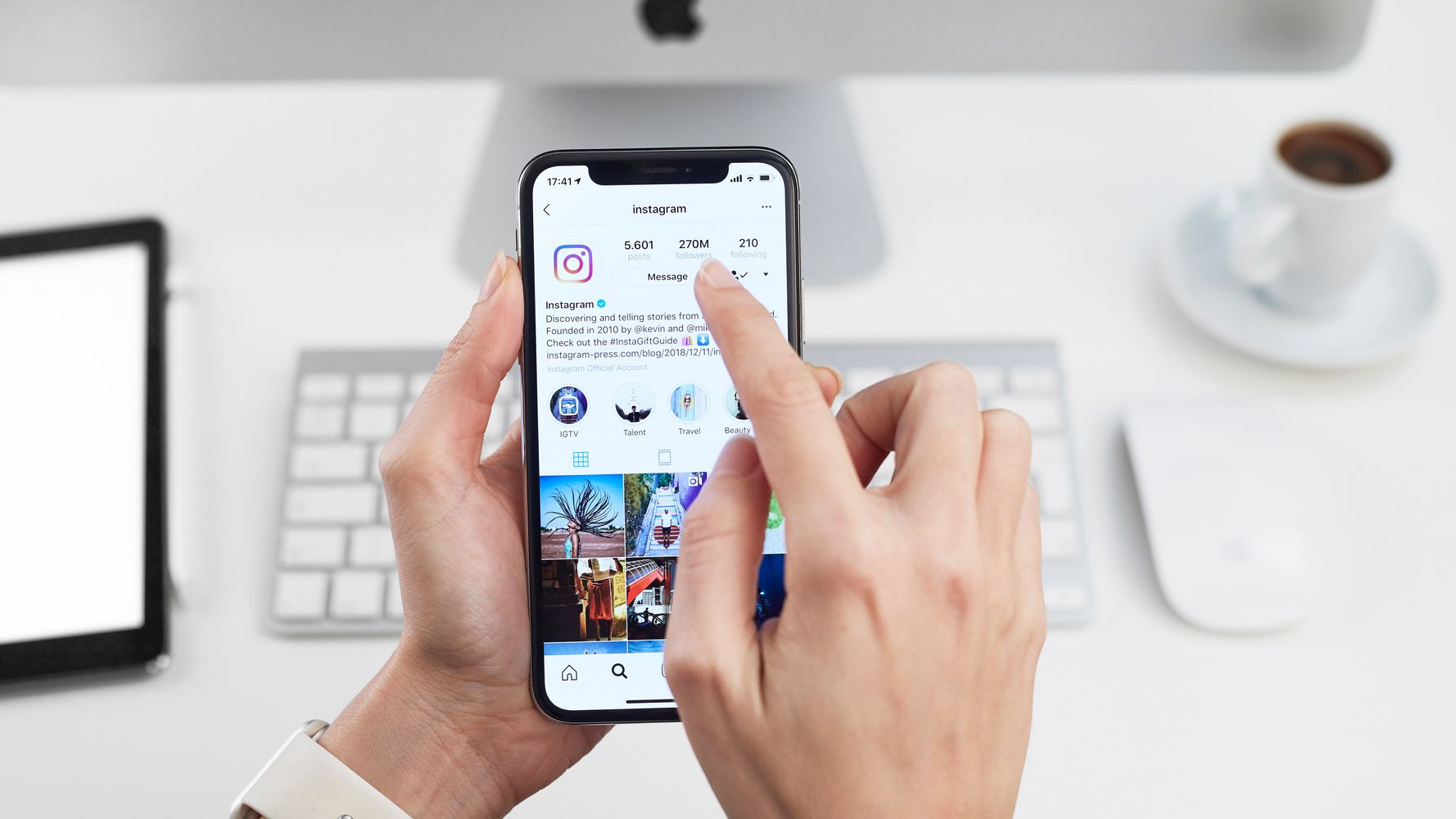 Instagram teste les «likes» masqués aux États-Unis