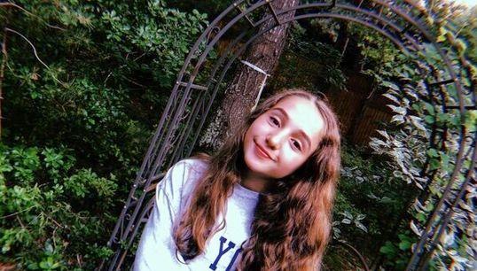 13-Year-Old Broadway Star Laurel Griggs