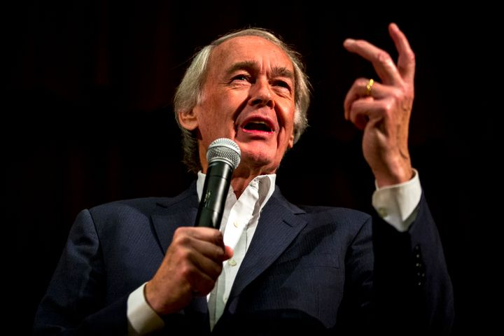 Sen. Ed Markey (D-Mass.) is facing his most formidable primary opponent, Rep. Joe Kennedy III (D-Mass.).