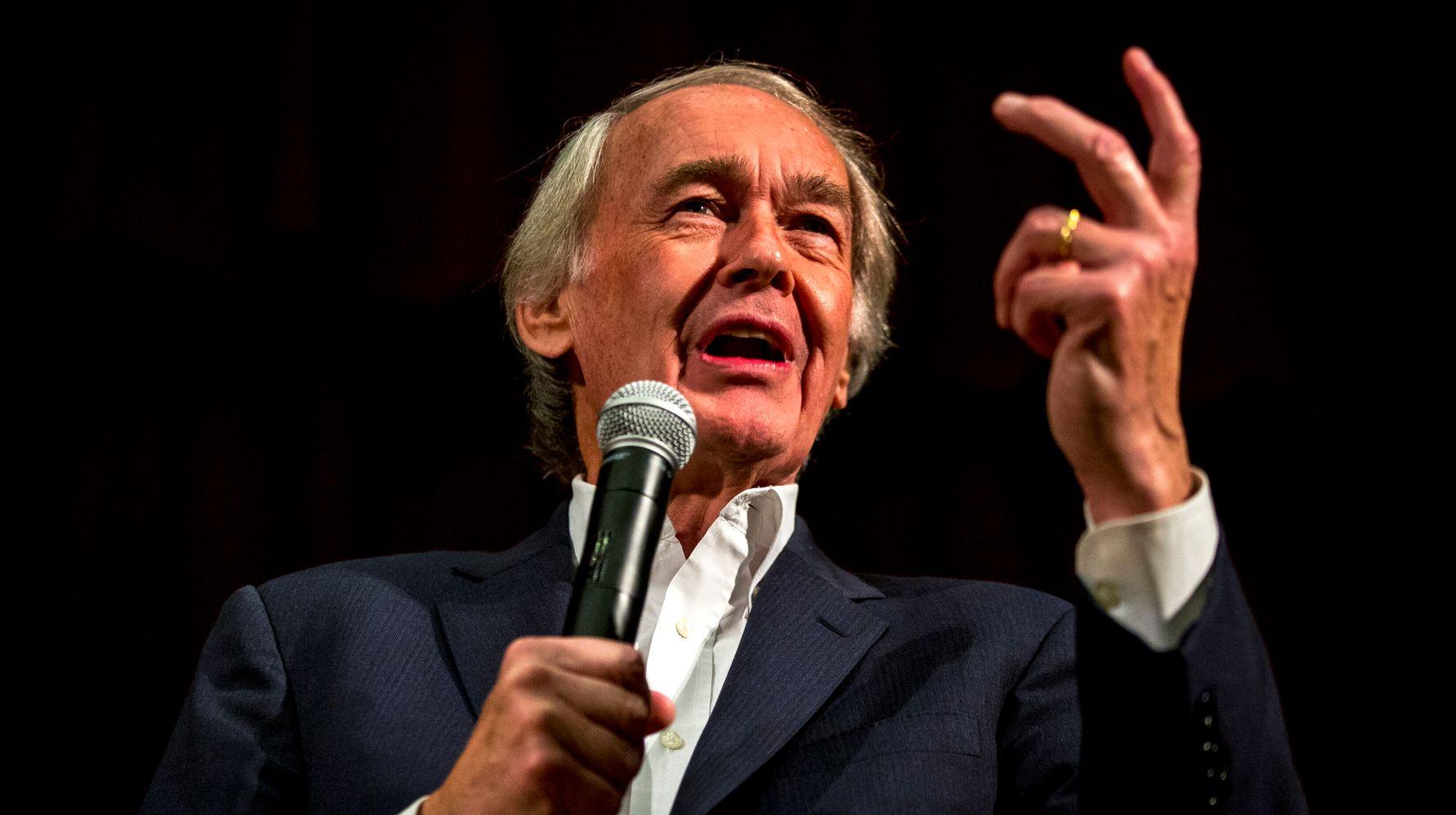 Sen. Ed Markey's Green New Deal 'Revolution' Is Winning. Can He?