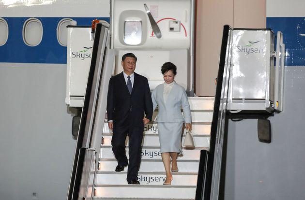 Στην Αθήνα ο Πρόεδρος της Κίνας Σι