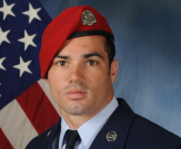 U.S. Air Force Staff Sgt. Cole Condiff was a special tactics combat controller with 24th Special Operations Wing.