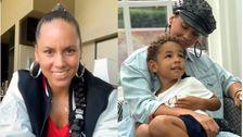 Alicia Keys Είχαν Την Καλύτερη Απάντηση Στο Γιο Της Το Συναίσθημα Της Ντροπής Πάνω Από Το Ουράνιο Τόξο Μανικιούρ