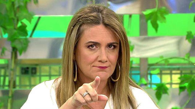 Carlota Corredera, en
