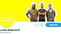 'La vida moderna' firma uno de los tuits de la noche electoral: seis palabras y miles de compartidos al
