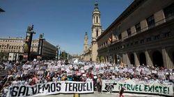¿Qué pide Teruel existe, el partido 'olvidado' que estará por primera vez en el