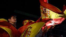 La ultraderecha crece en España: VOX, tercera