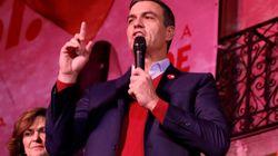 La fría noche en Ferraz: victoria con celebración exprés y casi 800.000 votos