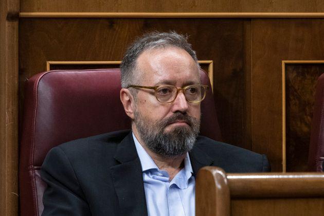 La amenaza de Juan Carlos Girauta (Cs) ahora que ya no será