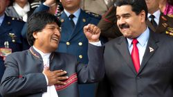 Le Mexique offre l'asile à Morales, les dirigeants socialistes voisins
