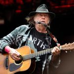 Neil Young Says U.S. Is Stalling His Dual Citizenship Because Of Weed