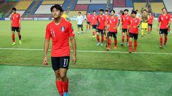 한국 U-17 대표팀의 사상 첫 월드컵 4강 진출이 아쉽게