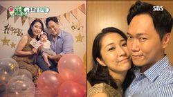 배우 송진우가 일본인 아내와의 연애 뒷이야기를