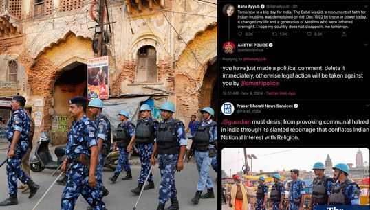 How Was The Online Troll Factory Reined In After Ayodhya