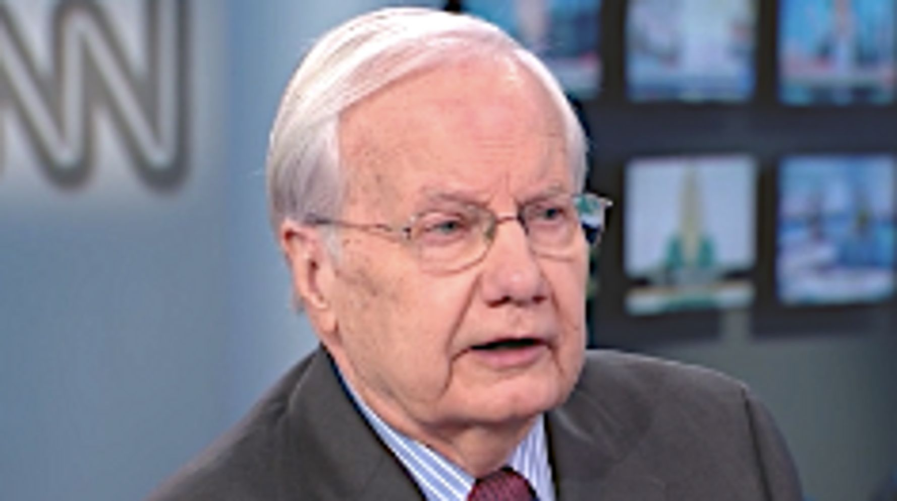 Legendary Journalist Bill Moyers Says He Fears For The Nation For The First Time In His Life