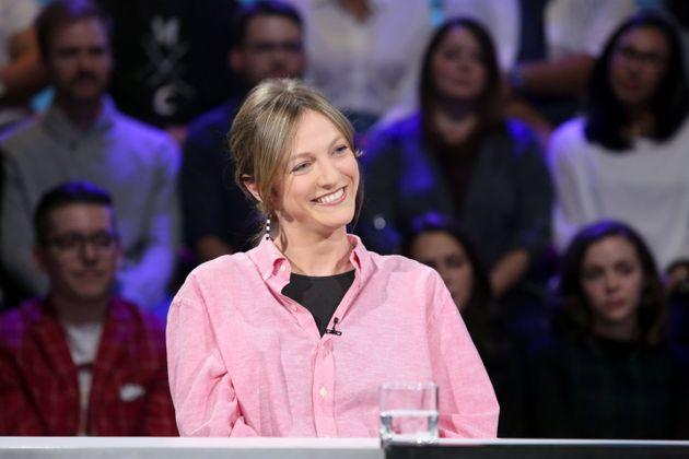 «Tout le monde en parle»: Catherine Dorion défend ses positions et règle ses