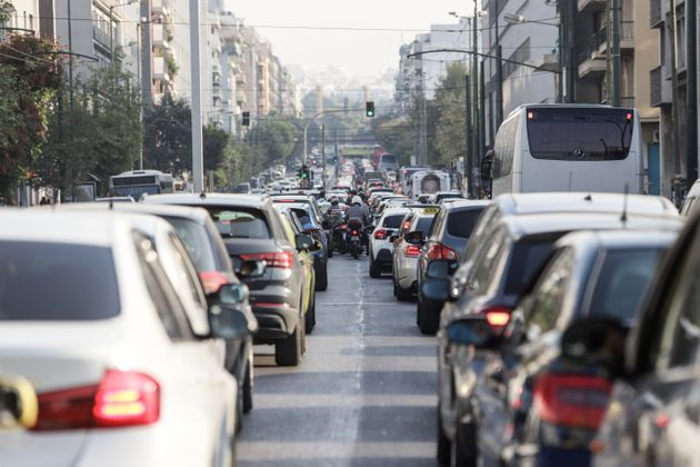 Eπισκεψη Σι Τζινπίνγκ: Μποτιλιάρισμα στην Αθήνα - Εκτακτες κυκλοφοριακές