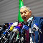 Ali Benflis dévoile son programme à la presse