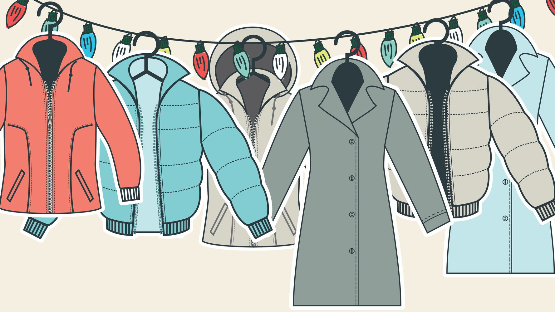 Here's Where You Can Donate Your Old Winter Coats Across The UK