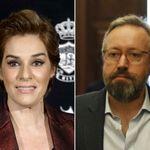 La comentada reacción de Anabel Alonso después de que Juan Carlos Girauta (C's) se quedara sin