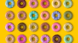Uma confeitaria britânica lançou 'donuts diet' – eis por que isso não é nada