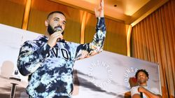 Drake Gets Booed Off The Stage At US Music