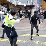 Hong Kong Erupts Into Chaos As Video Shows Protester Shot By