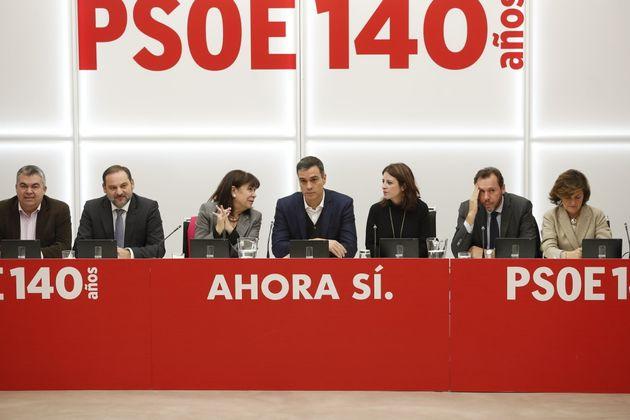 El PSOE analiza los resultados