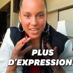Alicia Keys a offert la meilleure réponse à son fils qui avait honte de vouloir des ongles