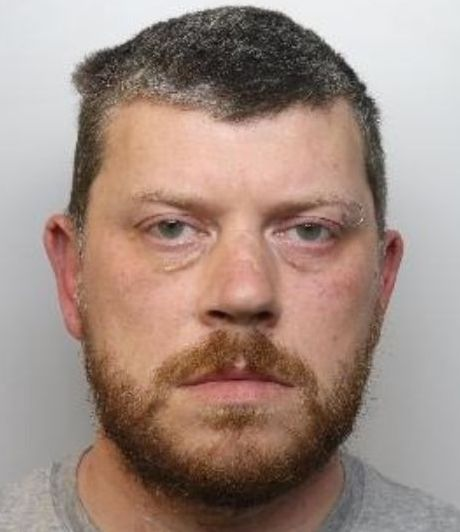Brandon Machin - who was today revealed to be Sarah Barrass's half-brother - was also jailed