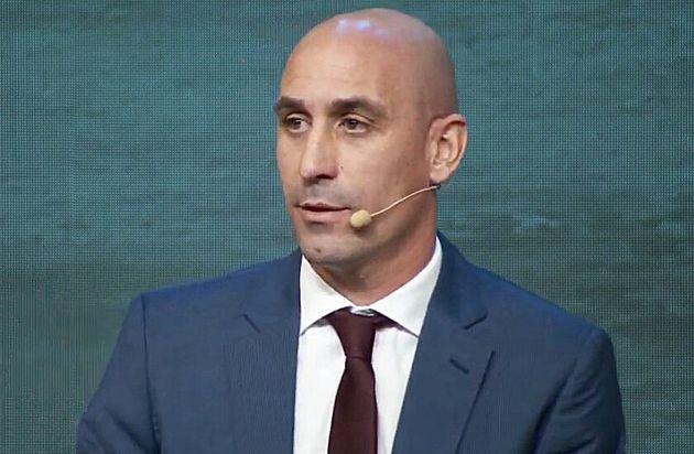 Luis Rubiales, presidente de la