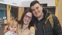 Mon conjoint est dans l'armée et nous faisons tout pour garder notre famille