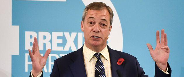 Nigel Farage le 8