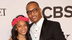 T.I.'s Daughter Has Been Liking Tweets Critical Of Her Dad's Hymen