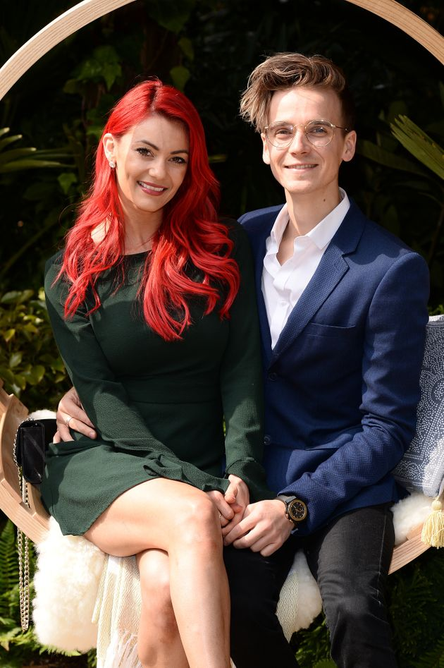 Dianne Buswell and Joe