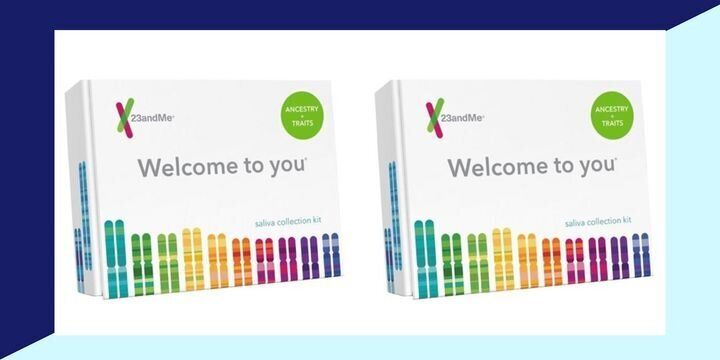 "We&rsquo;ve also spotted this 23andMe DNA testing kit deal for <a href=""https://fave.co/2CuVQKi"" target=""_blank"" rel=""noopener noreferrer"">this same discount at Target &mdash; just $100</a>."